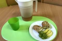 Zelený den - pomazánka s čerstvou pažitkou