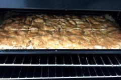 Zapečená vepřová kotleta s bramborem